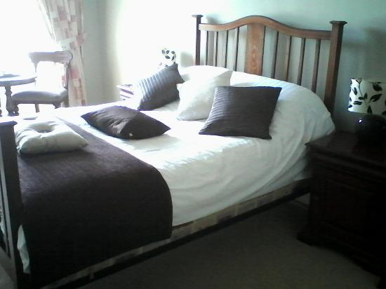 Townsend House Guest House: Double Bedroom