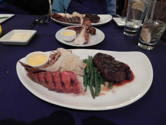 Narcoossee's: Filet and Lobster