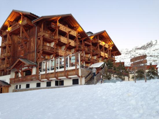 Hotel le Chamois d'Or