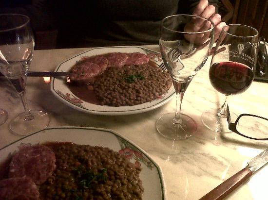 Le Bistrot Lyonnais : Le plat du jour