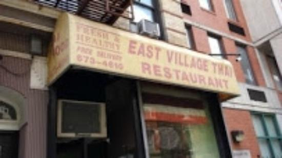 East Village Thai Restaurant