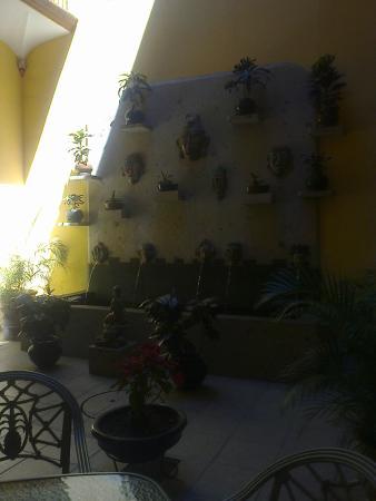 Casa Alebrijes Hotel: Fuente