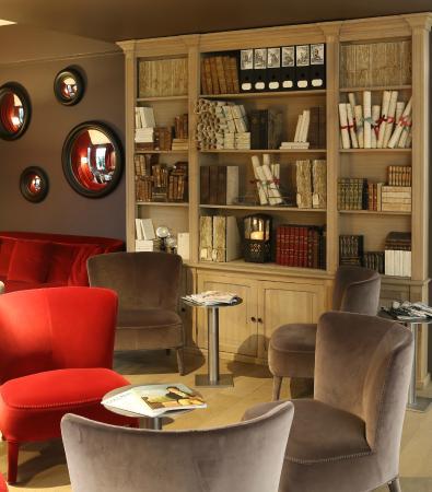 Hôtel Molière : Lounge