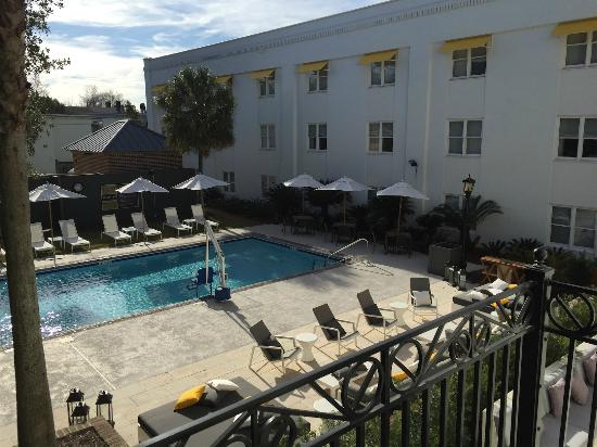 The Kimpton Brice Hotel Pool