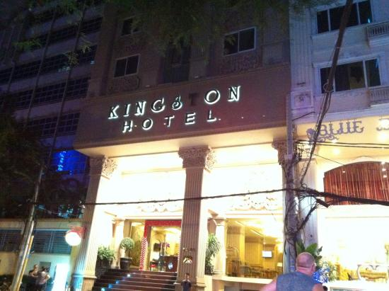 Kingston Hotel: Hotel overview