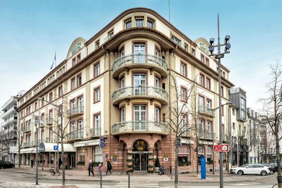 Picture of grand hotel bristol colmar for Hotels colmar