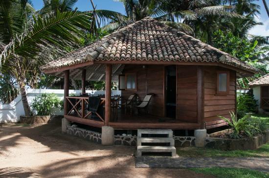 Rockside Cabanas Hotel : Cabana No.1