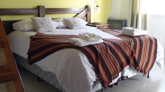 Hostería Tranqueras de El Chaltén: Habitación matrimonial