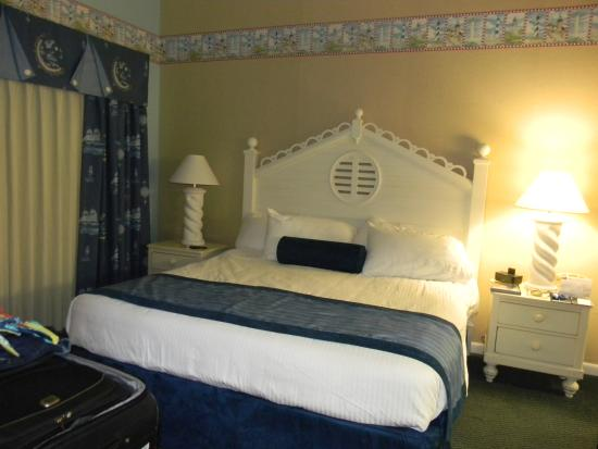 Bryan's Spanish Cove: Master Bedroom