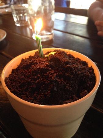 Eating House: Dirt Cup Dessert