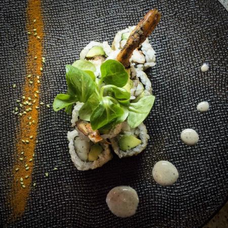 Aroma sushi angers restaurant bewertungen for Aroma japanese cuisine