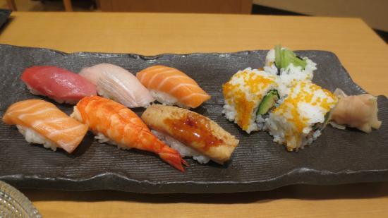Sushi Seizan: Sushi