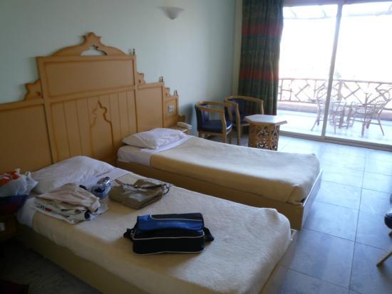 "Zouara Hotel: Номер ""стандарт"""