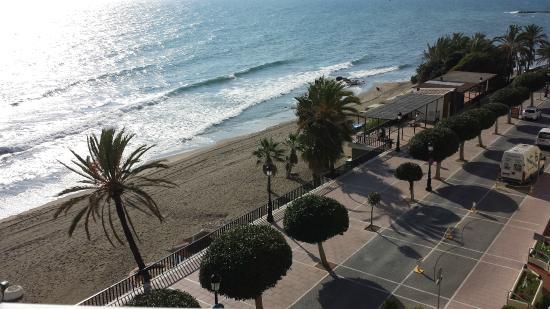 Princesa Playa Hotel Apartamentos : Utsikt från balkongen