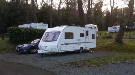 Abbey Wood Caravan Club Site: Abbey Wood