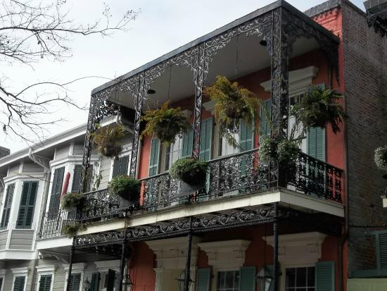 Balcony 2 picture of french quarter new orleans for French quarter balcony