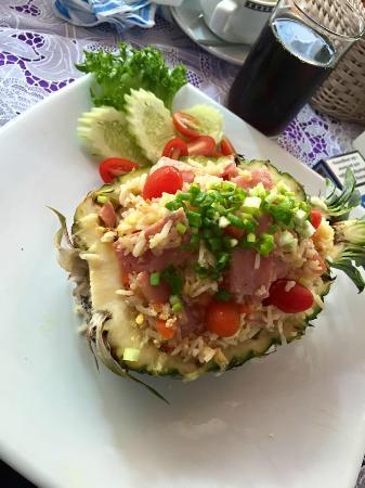Leng Hotel & Guesthouse: Prisvärd och god mat