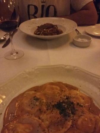 Il Perugino: Nossos pratos