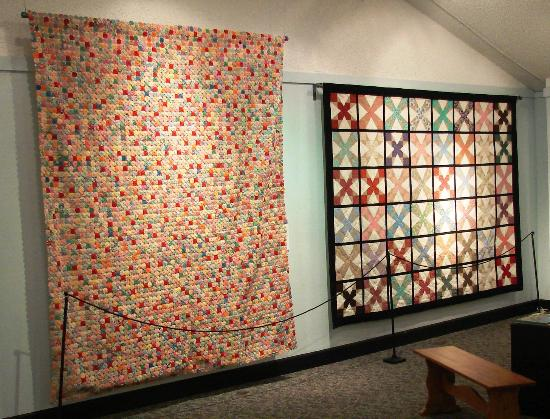 Aurora History Museum: Turkey Tracks, Penny Squares, & Crazy Quilts on display through March 29, 2015