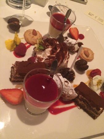 Bice Mare: special dessert :)