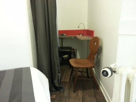 Hotel Le Grillon : Уютный уголок