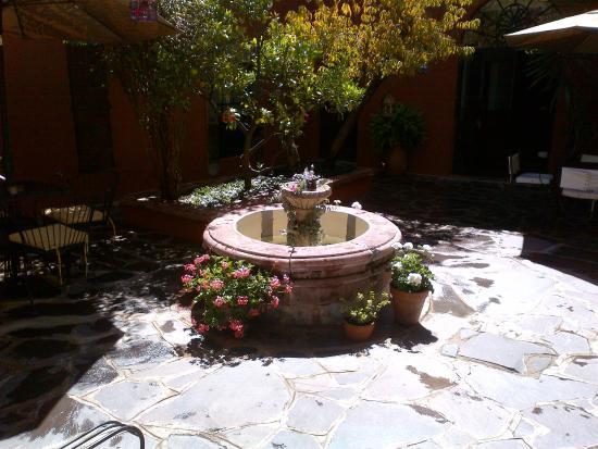 Hotel casa correo san miguel de allende mexiko for Casa correo