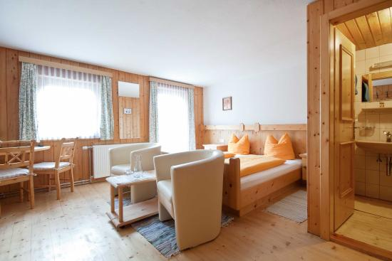Landhaus Taurer: gemütliche Zimmer im Altbau