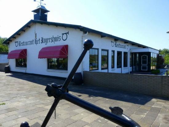 Restaurant het Jagershuis, Hoek van Holland