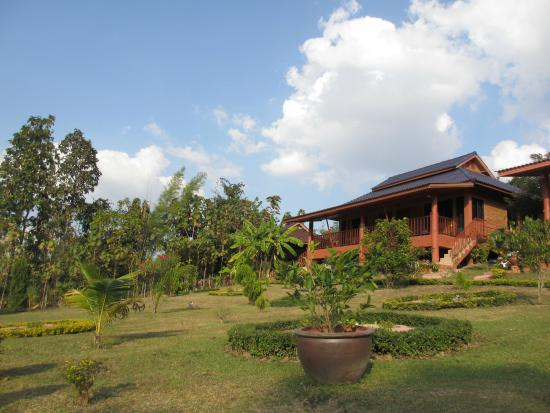 Ban Rai Tin Thai Ngarm Eco Lodge: Ecolodge