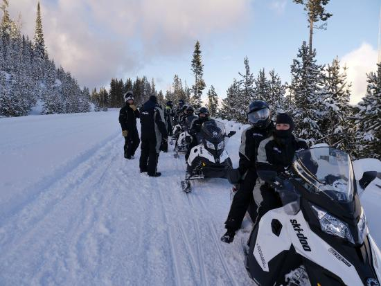Terrible Snowmobile Adventure Picture Of Jackson Hole Snowmobile Tours Jackson Tripadvisor