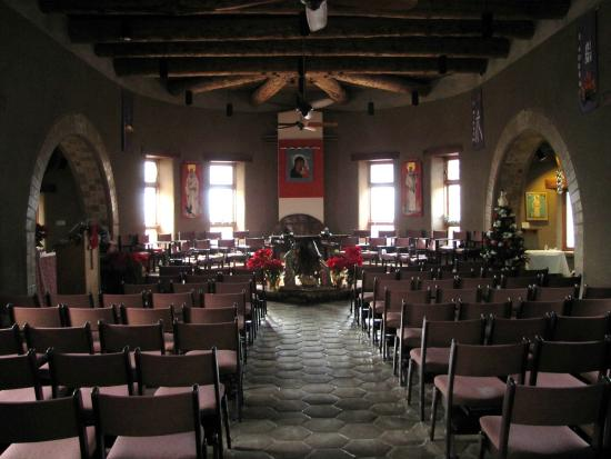 Saint David, AZ: Chapel