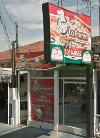 Laparma Pizzas Pre-Assadas