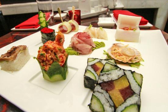 Oshi Sushi & Sake