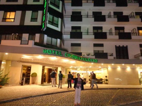 Cinquentenario Hotel: hotel cinquentenario