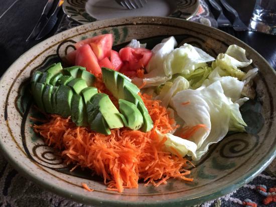 Wayra : Salad