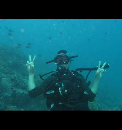 Arung Hayat Sea Adventures: Discovery Diving. its fun