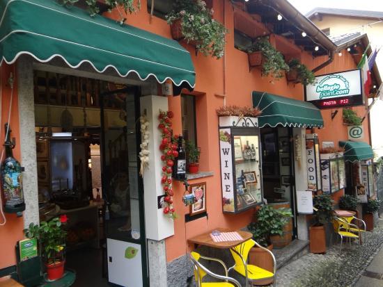 Bellagio Point : Fachada do Restaurante