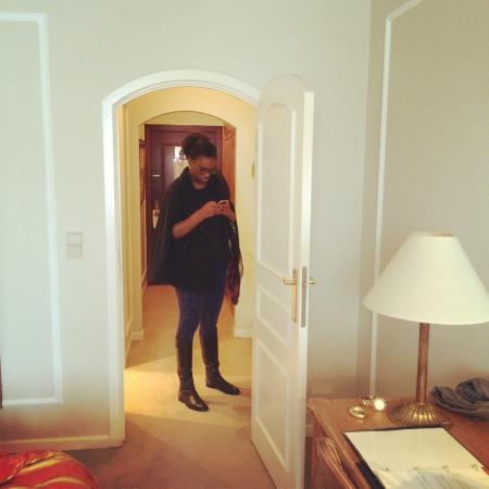 Hotel Manos Stéphanie: room
