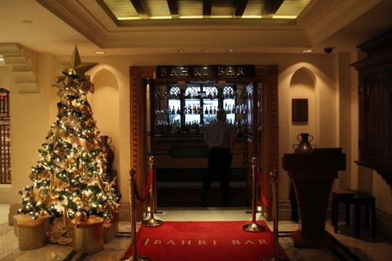 Bahri Bar : Eingang