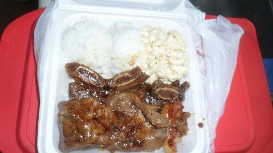 Thornton Aloha Hawaiian BBQ