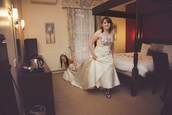 Gainsborough House Hotel: Bridal suite