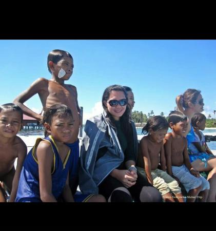 Arung Hayat Sea Adventures: with the kids