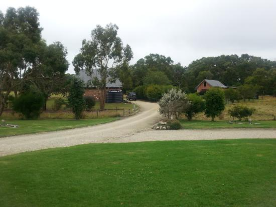 Prom Coast Holiday Lodge: the grounds are beautiful.