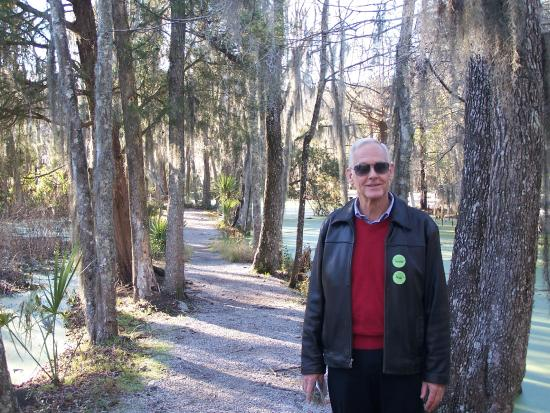 Audubon Swamp Garden: Beautiful scenery!