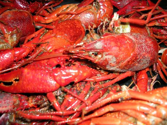 East Point, GA: Cajun Crawdads