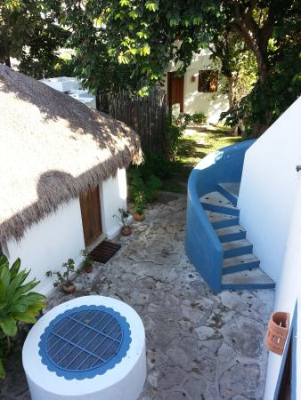 Tamarindo Bed and Breakfast: charming place