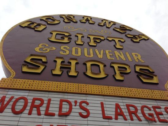 Bonanza Gifts (World's Largest Gift Shop) : Bonanza
