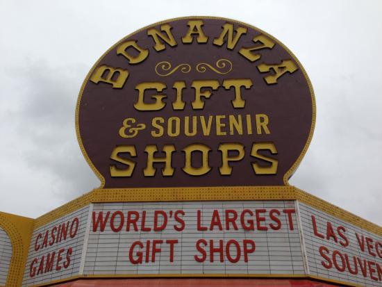 Bonanza Gifts (World's Largest Gift Shop) : Bonanza anuncio