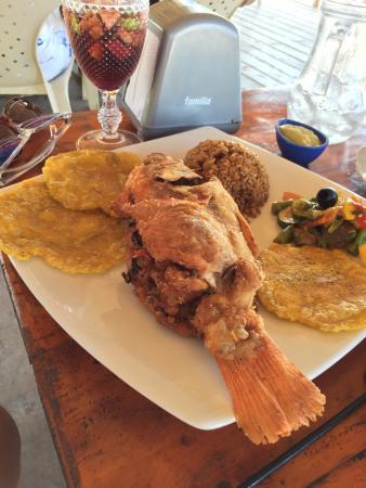 Restaurante Bora Bora Beach