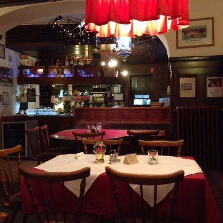 Hotel & Restaurant Loewen : restaurant Löwen